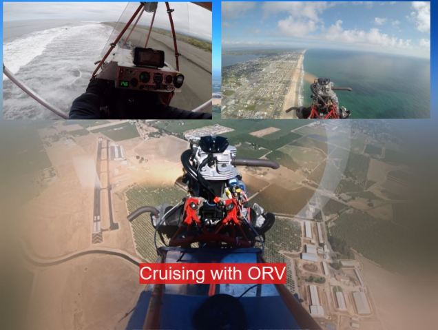 Crusing with ORV -2